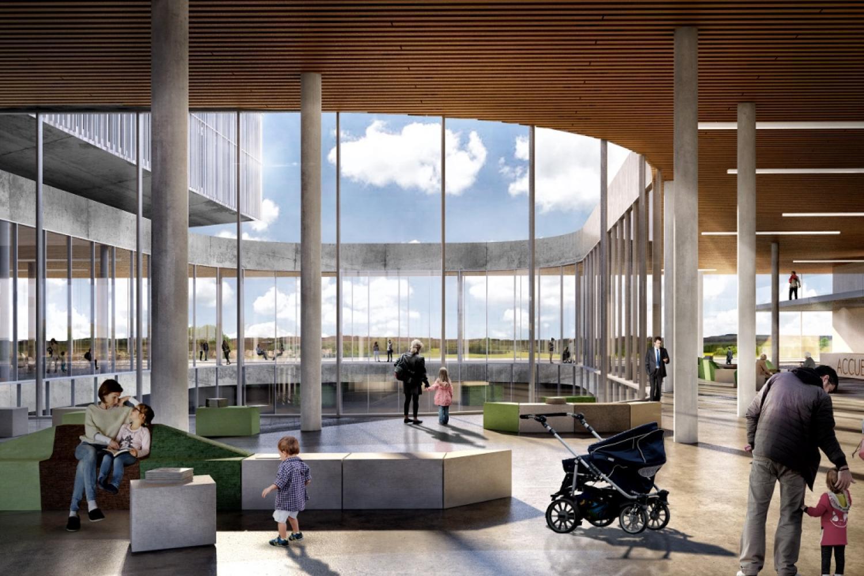 VIVALIA 2025 - Complexe Hospitalier Régional